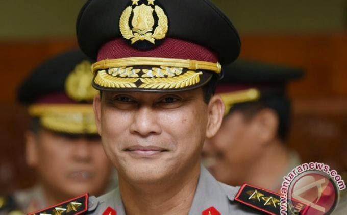 Kepala Badan Reserse Kriminal Polri Komjen Pol Budi Waseso