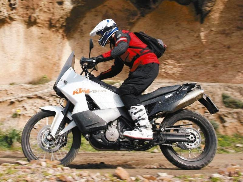 KTM 990 Adventure Motorcycles HD Images