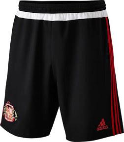 gambar celana musim depan Celana Sunderland home terbaru musim depan 2015/2016