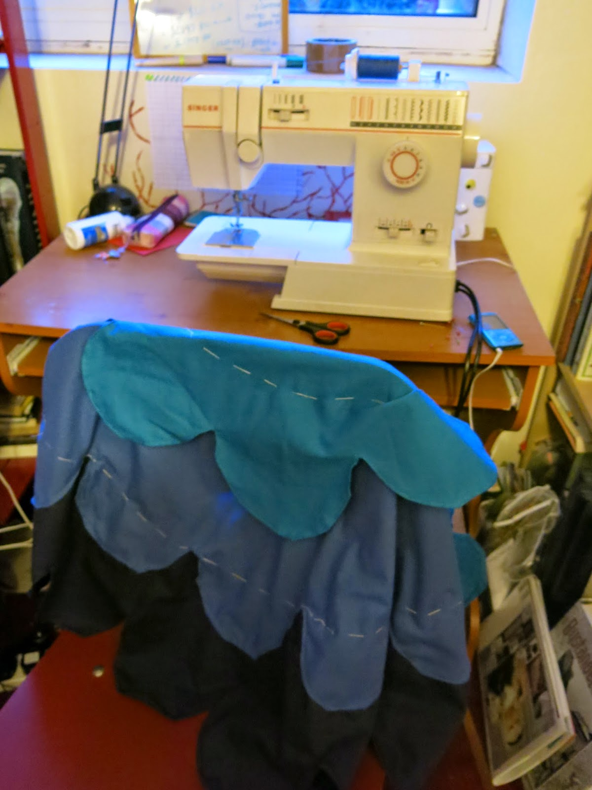Furisode Girl Pokemon X Y Cosplay Construction