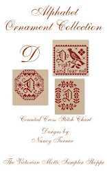 Alphabet Ornament Collection D