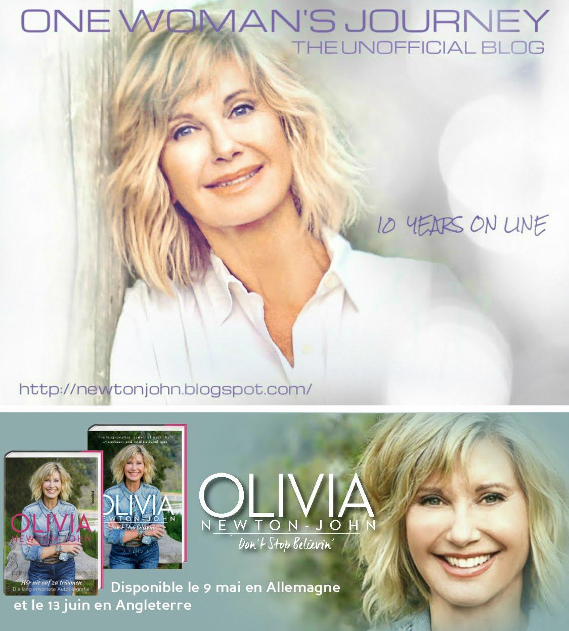 Olivia Newton-John, One Woman's Journey