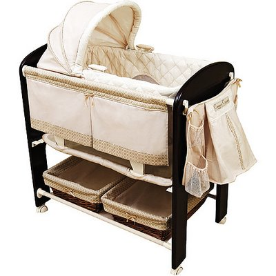 Bassinet And Changing Table4