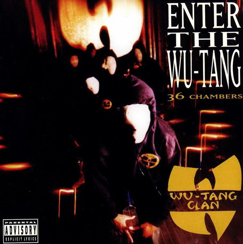 WU-TANG CLAN - ENTER THE WU-TANG 36 CHAMBERS (1993)