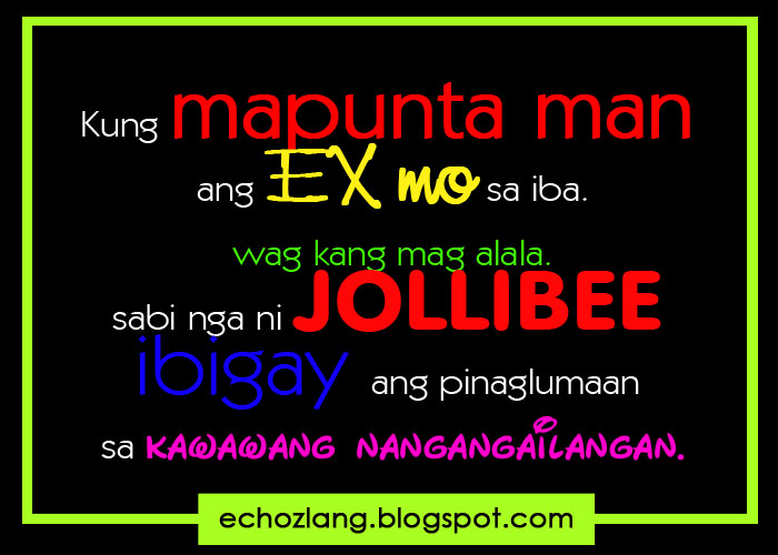 kilig tagalog quotes about love quotesgram
