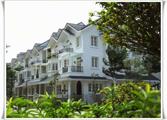 Bán Biệt thự saigon pearl - villas cao cấp Bình Thạnh