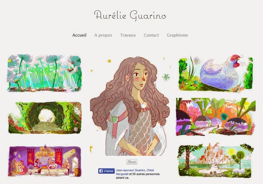 http://aurelieguarino.wix.com/aurelieguarino