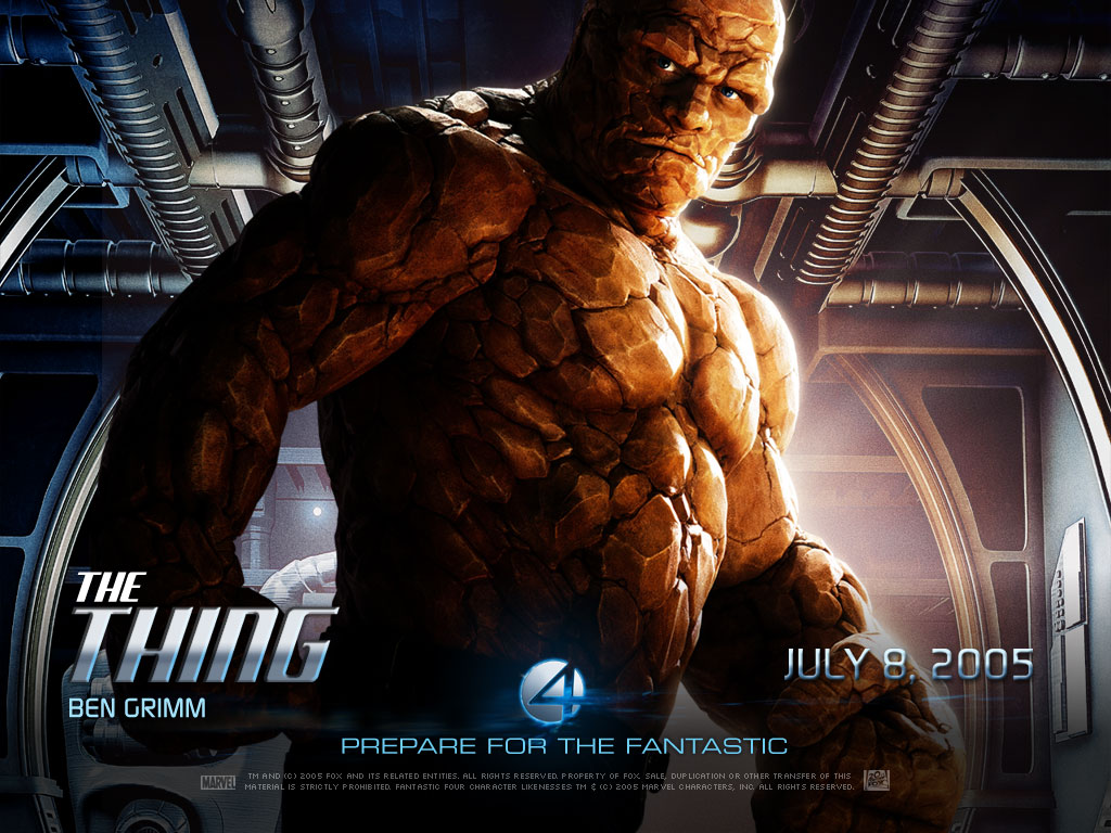 Fantastic 4 HD & Widescreen Wallpaper 0.0697549445055179