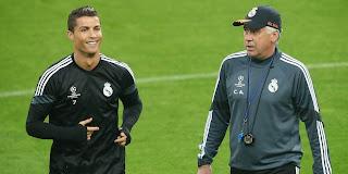 Ancelotti Memuji Keganasan Ronaldo