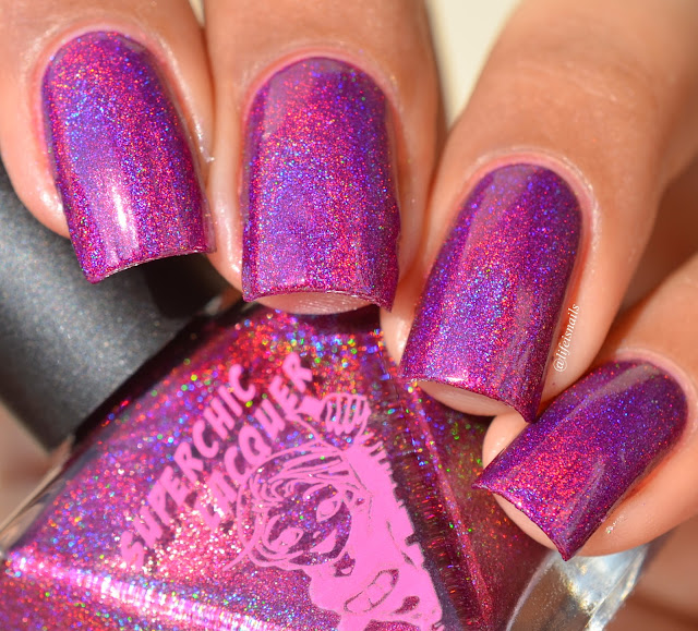 Superchic Lacquer Wake me up