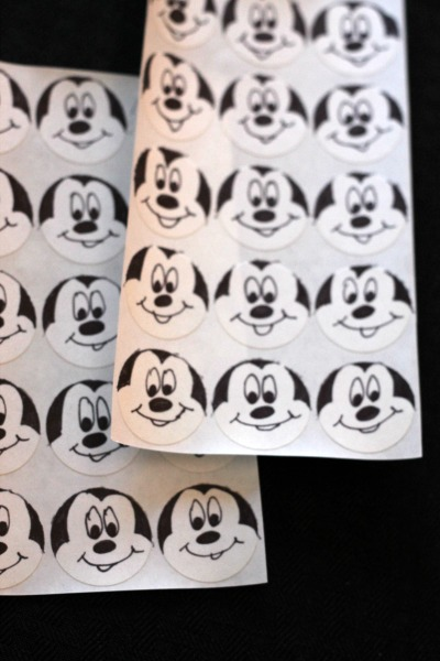 Easy DIY countdown to a Disney vacation