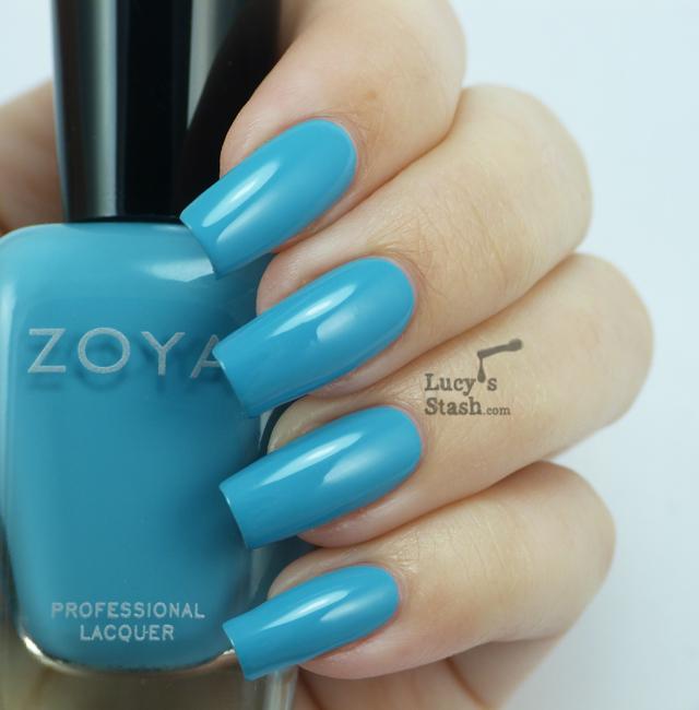 Lucy's Stash - Zoya Rocky
