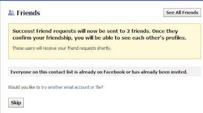 Facebook -এ ব্লক হওয়ার পরেও আপনার বন্ধুদের ইচ্ছেমত Friend request পাঠান