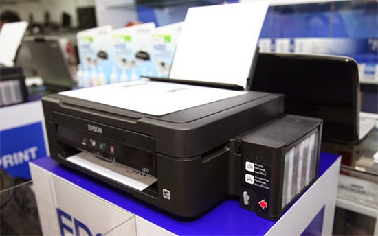 EPSON product which became the best-selling product in 2013