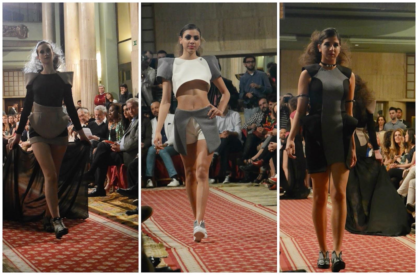 Violeta Arellano Hita Premios Nacionales a la Moda para Jóvenes Diseñadores