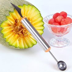 2-in-1 fruit carving knive