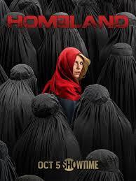 Homeland Season 4 poster