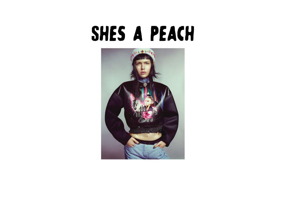 She's a Peach