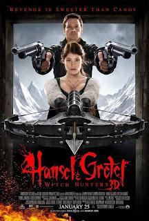 Hansel y Gretel: Cazadores de brujas (2013) Online