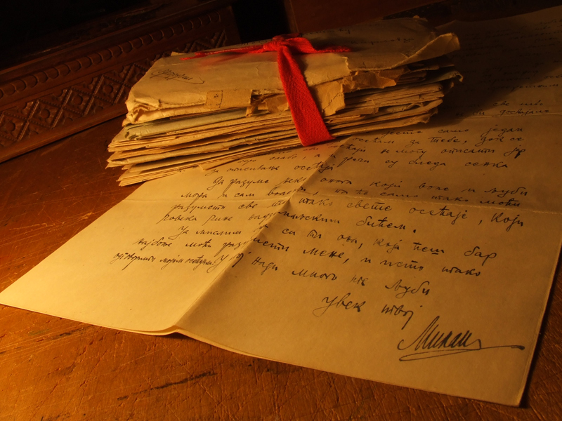 Как вы думаете, мы много потеряли, перестав писать письма? a.
