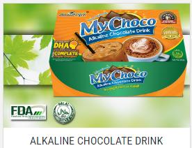 Nutritious Mychoco