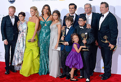 emmy award winner modern family