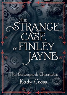 free ebook: The Strange Case of Finley Jayne