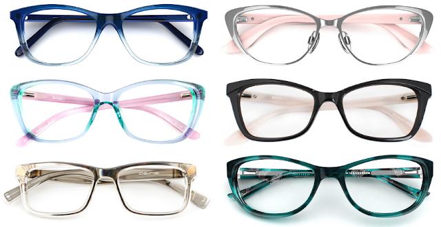 Specsavers Designer Glasses Wishlist