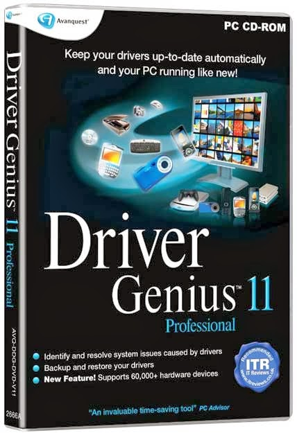 Free Download Software Driver Genius 11 Pro Full Version