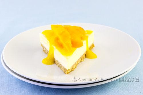 芒果芝士蛋糕 Mango Cheesecake03