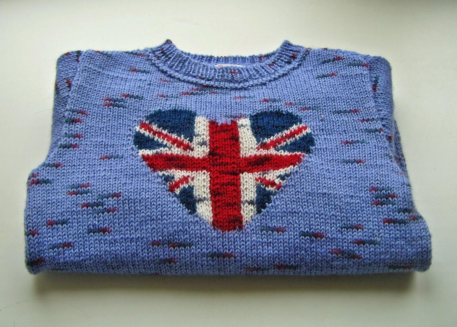 Шерстяной свитер для дочки