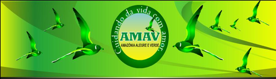 Amazônia Alegre e Verde