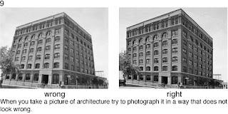 Совет 9. Когда вы делаете снимок архитектурных объектов, необходимо выполнять правку перспективы и убрать геометрические искажения