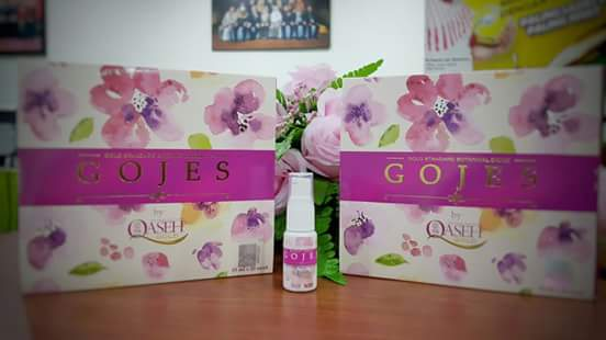 Gojes By Qaseh Gold