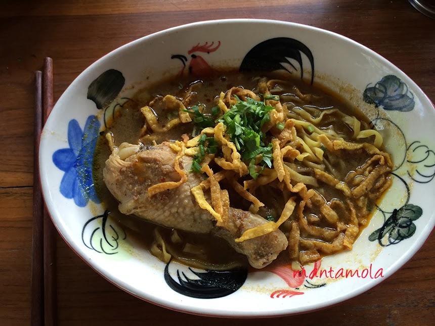 Chiangmai, Thailand, Noodle