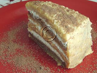 Torta sa lesnikom i cokoladom