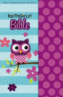 Faithgirlz NIV Bible cover