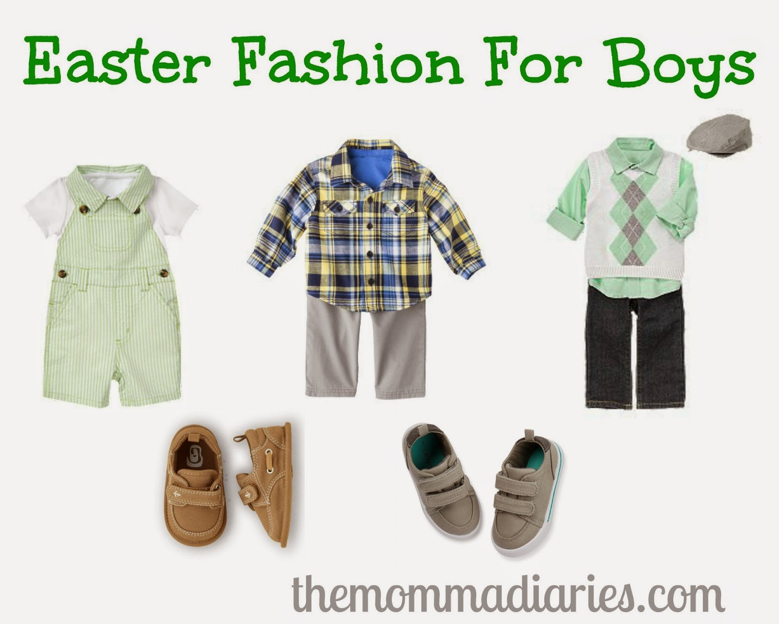 #Easter #Fashion For #Boys