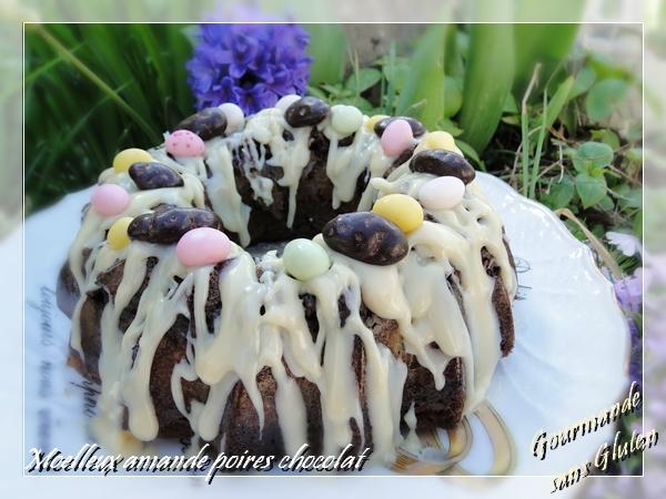 recette gâteau de Pâques sans chocolat