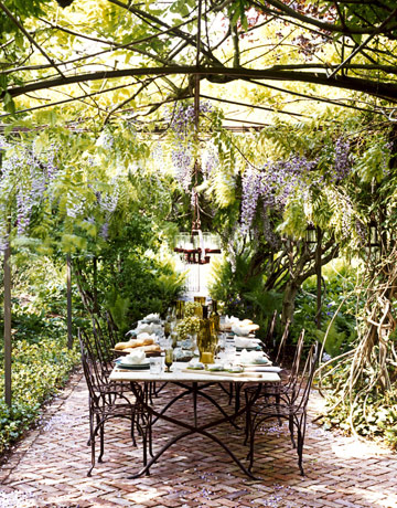 Inspire bohemia outdoor dining parties part i - Outdoor room ideas pinterest ...