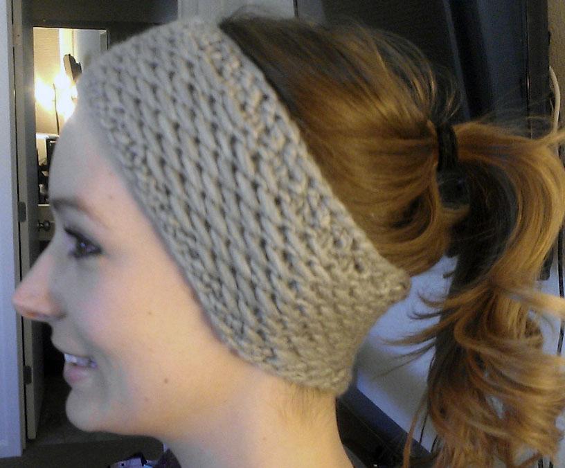 SaraMarieCreations: Honey Headband Knitting Pattern