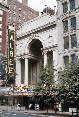 Digging Cincinnati History: Lost Cincinnati - The Albee