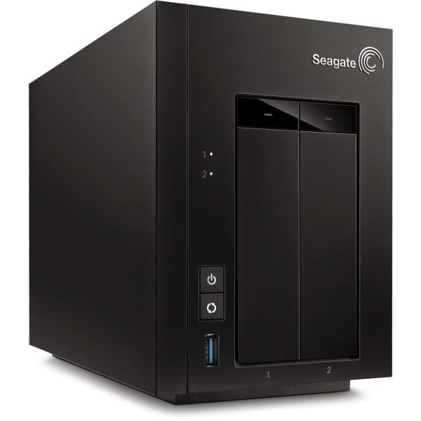 Seagate 2-Bay NAS 8TB