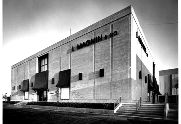 The Department Store Museum I Magnin Amp Co San Francisco California