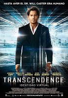 Transcendence (2014) online y gratis
