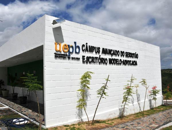 Campus Avançado da Universidade Estadual da Paraíba