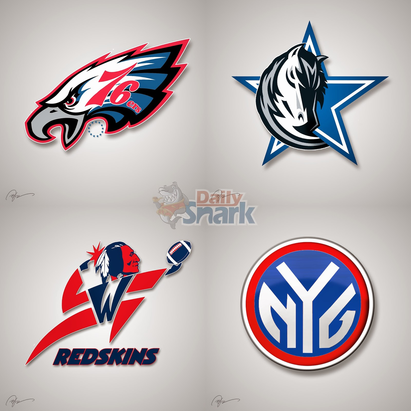 Falcons Vs Cowboys 2014 >> Check out this hybrid Boston Celtics-New England Patriots logo from the Daily Snark ...