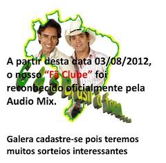 Reconhecido pela AudioMix