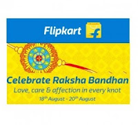 Flipkart Raksha Bandhan Sale on various categories