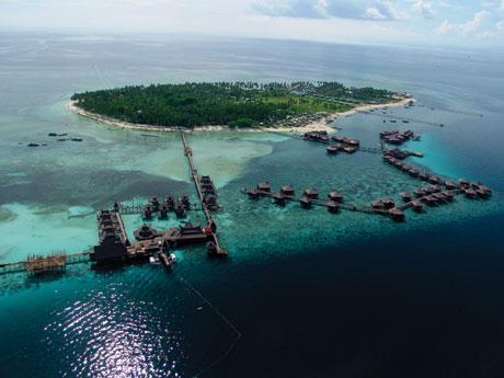جزيرة مابول ماليزيا مزرات ماليزيا Mabul-Island.jpg